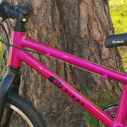 KUbikes 16L Tour Lasur Pink